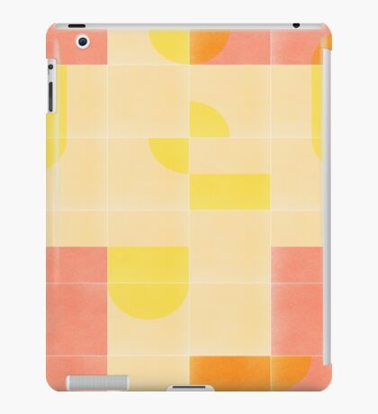 Retro Tiles 01 #redbubble #pattern iPad Case/Skin