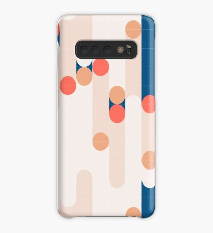 The Sound Of Tiles #redbubble #pattern Case/Skin for Samsung Galaxy