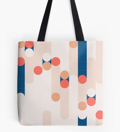The Sound Of Tiles #redbubble #pattern Tote Bag