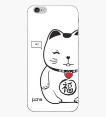LUCKY LOVE | MadebyJroche iPhone Case