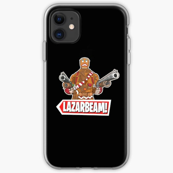 Lazarbeam Gingy iPhone Soft Case