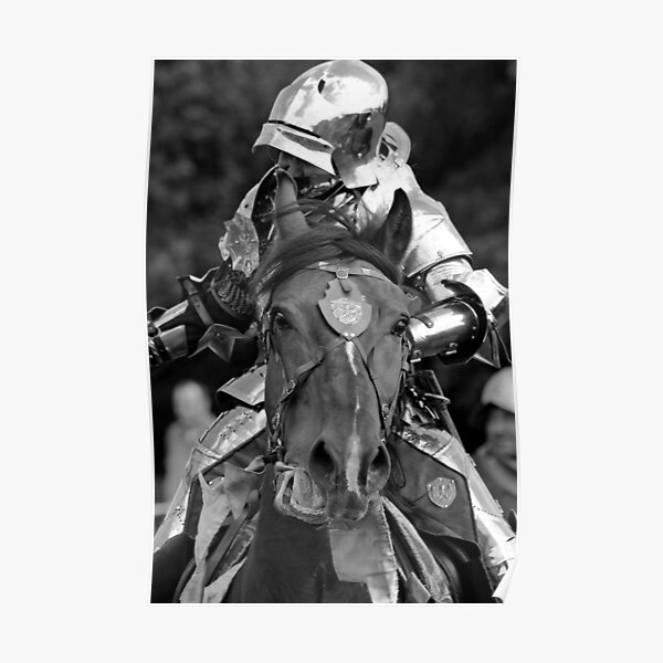 Cavalry Charge Poster