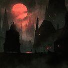 Dark city by Anatofinnstark