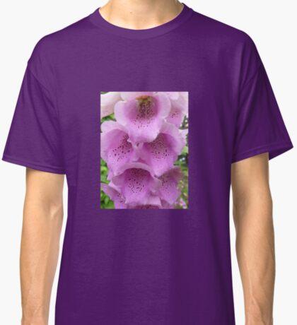 Foxgloves Classic T-Shirt