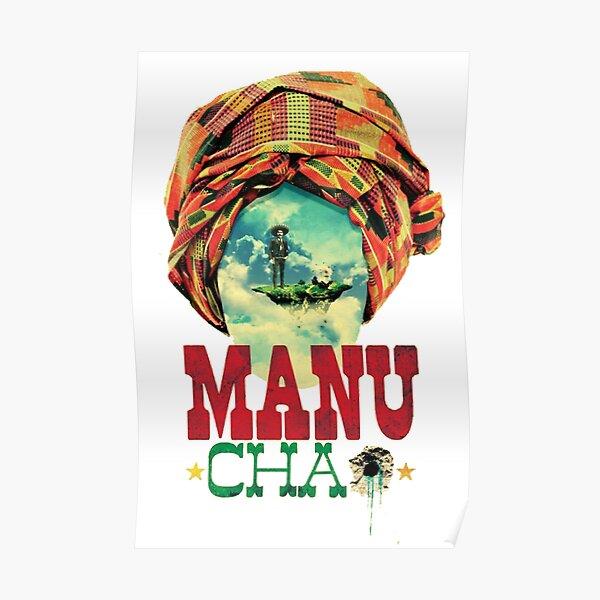 Manu Chao Poster