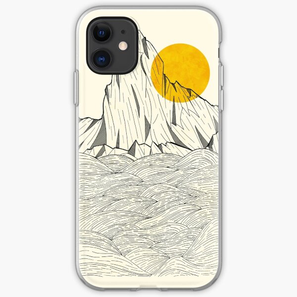 Sun Cliffs iPhone Soft Case