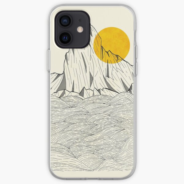 Sun Cliffs iPhone Soft Case