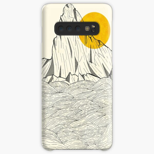 Sun Cliffs Samsung Galaxy Snap Case