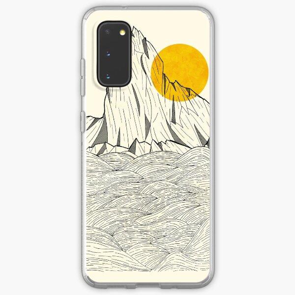 Sun Cliffs Samsung Galaxy Soft Case