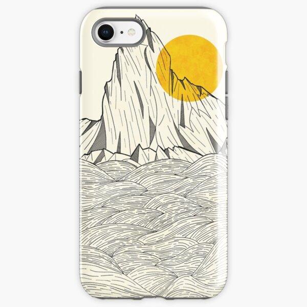 Sun Cliffs iPhone Tough Case