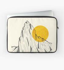 Sun Cliffs Laptop Sleeve
