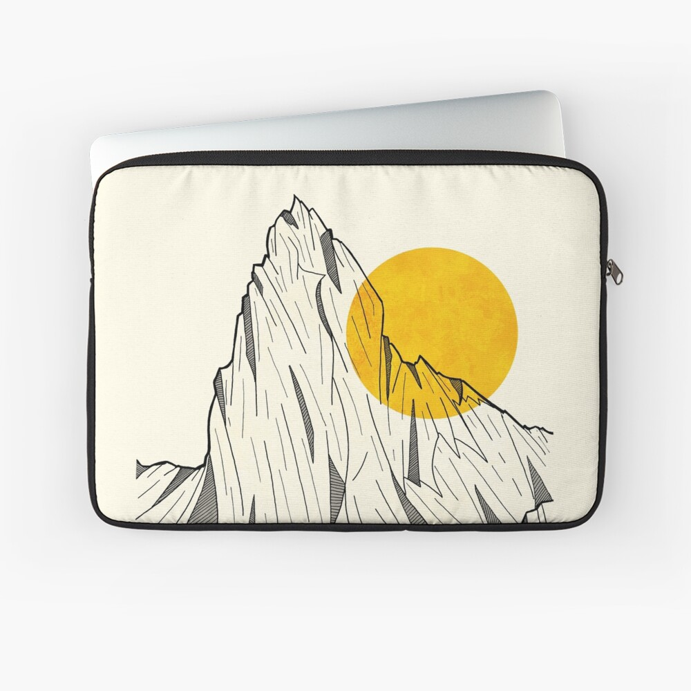 Sun Cliffs Laptop Sleeve