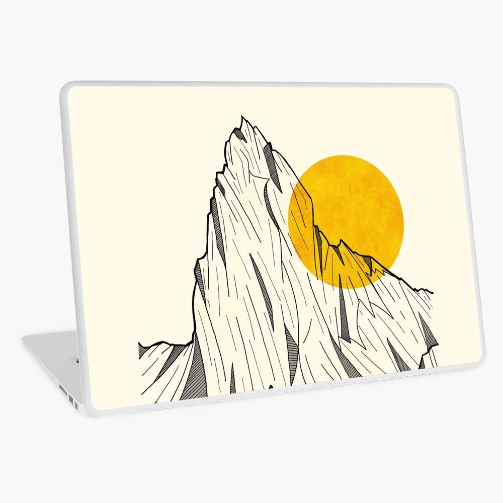 Sun Cliffs Laptop Skin