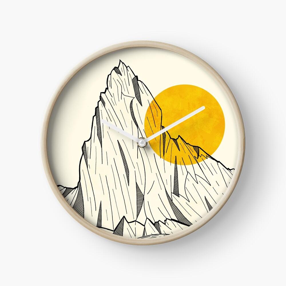 Sun Cliffs Clock