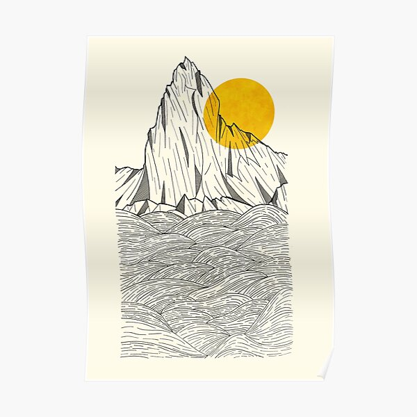 Sonnenklippen Poster