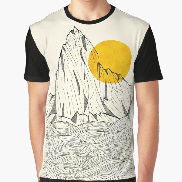 Sun Cliffs Graphic T-Shirt