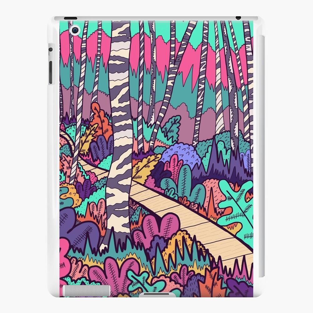 The woodland walk iPad Cases & Skins