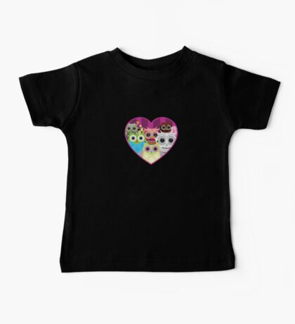 Love Owls 1 (black) Kids Clothes