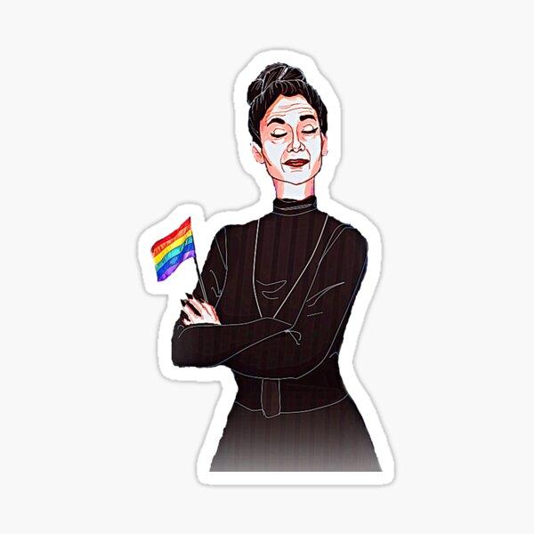 hecate pride Sticker