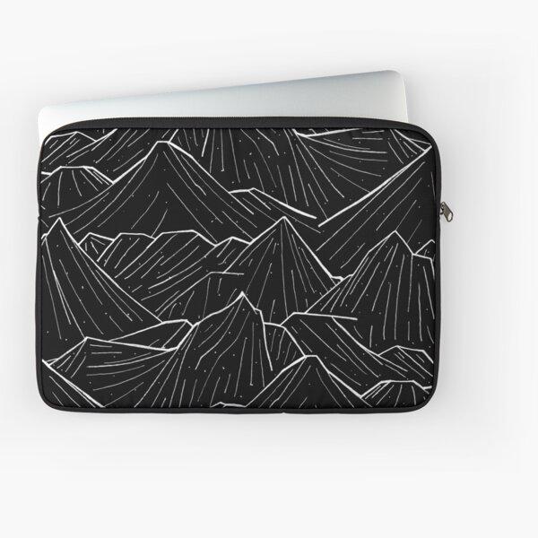 The Dark Mountains Laptop Sleeve