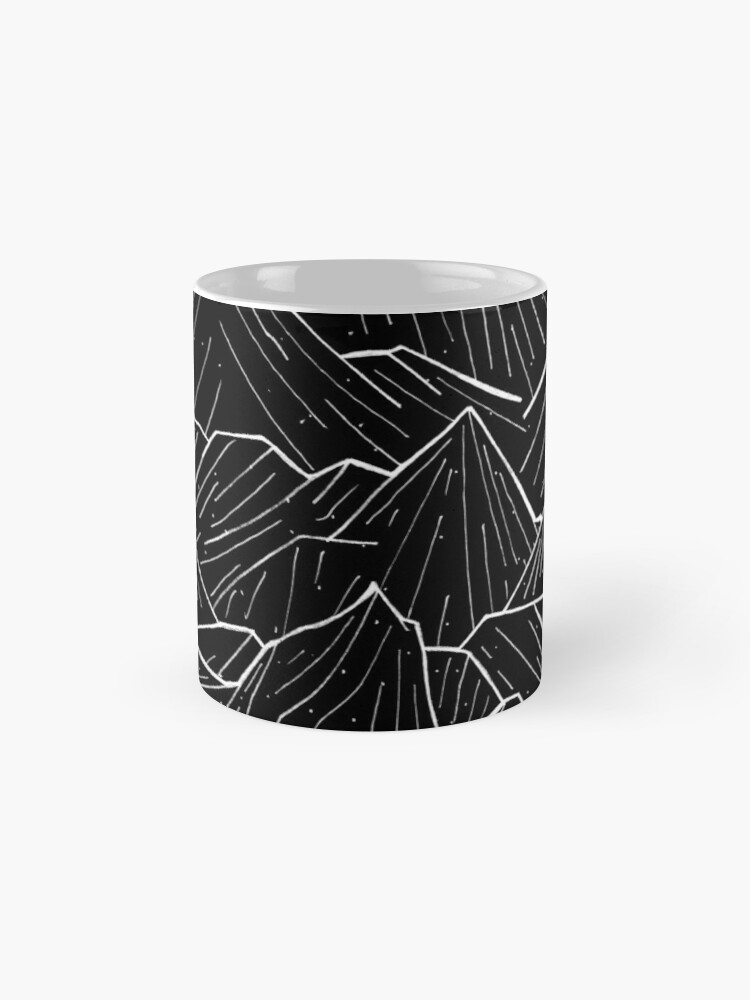 Alternate view of The Dark Mountains Mug