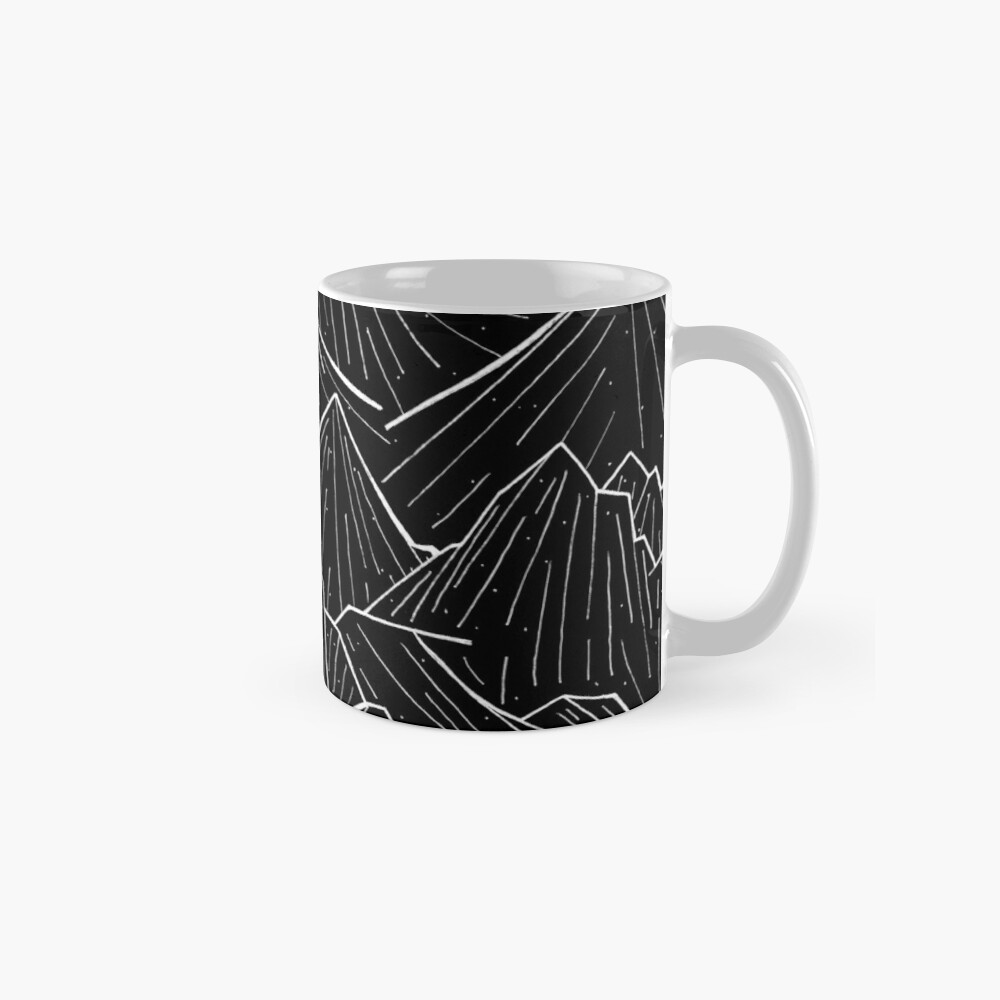 The Dark Mountains Mug
