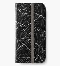 The Dark Mountains iPhone Wallet/Case/Skin