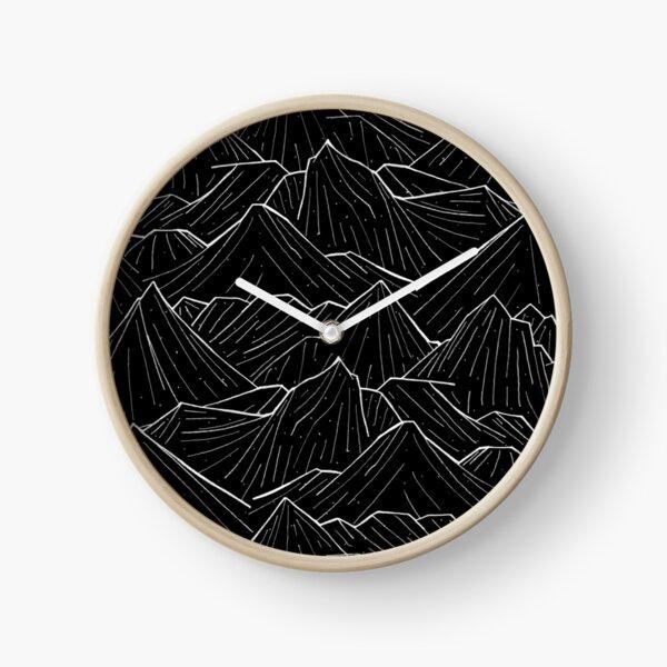 The Dark Mountains Clock