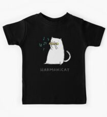 Harmonicat Kids Tee