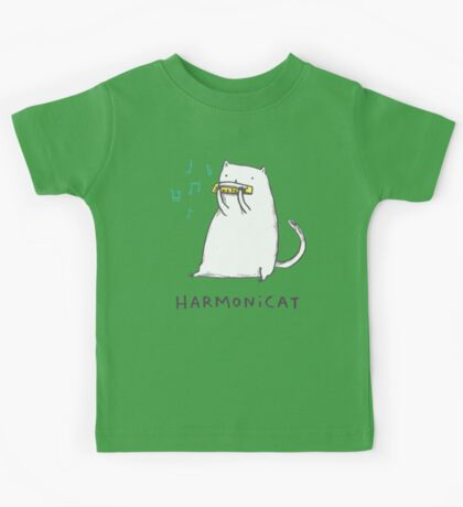 Harmonicat Kids Clothes