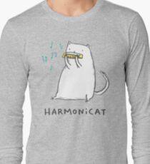 Harmonicat Long Sleeve T-Shirt