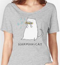 Harmonicat Women's Relaxed Fit T-Shirt