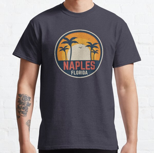 Naples Florida Classic T-Shirt