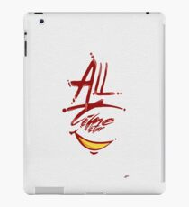 All Time Star iPad Case/Skin