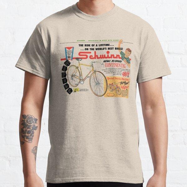 SCHWINN BICYCLES Classic T-Shirt