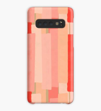 Like In Coral #redbubble #abstractart Case/Skin for Samsung Galaxy