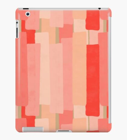 Like In Coral #redbubble #abstractart iPad Case/Skin