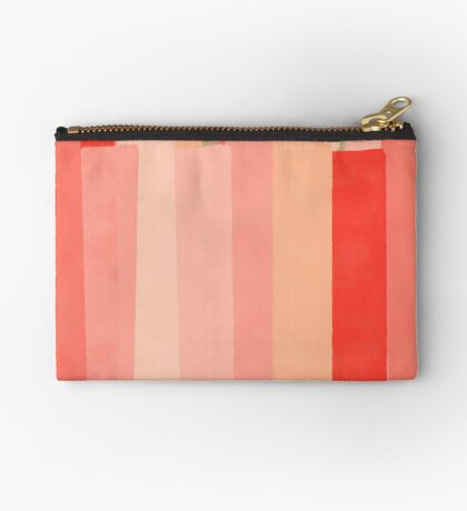 Like In Coral #redbubble #abstractart Zipper Pouch