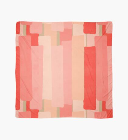 Like In Coral #redbubble #abstractart Scarf