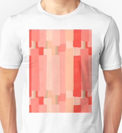 Like In Coral #redbubble #abstractart T-Shirt