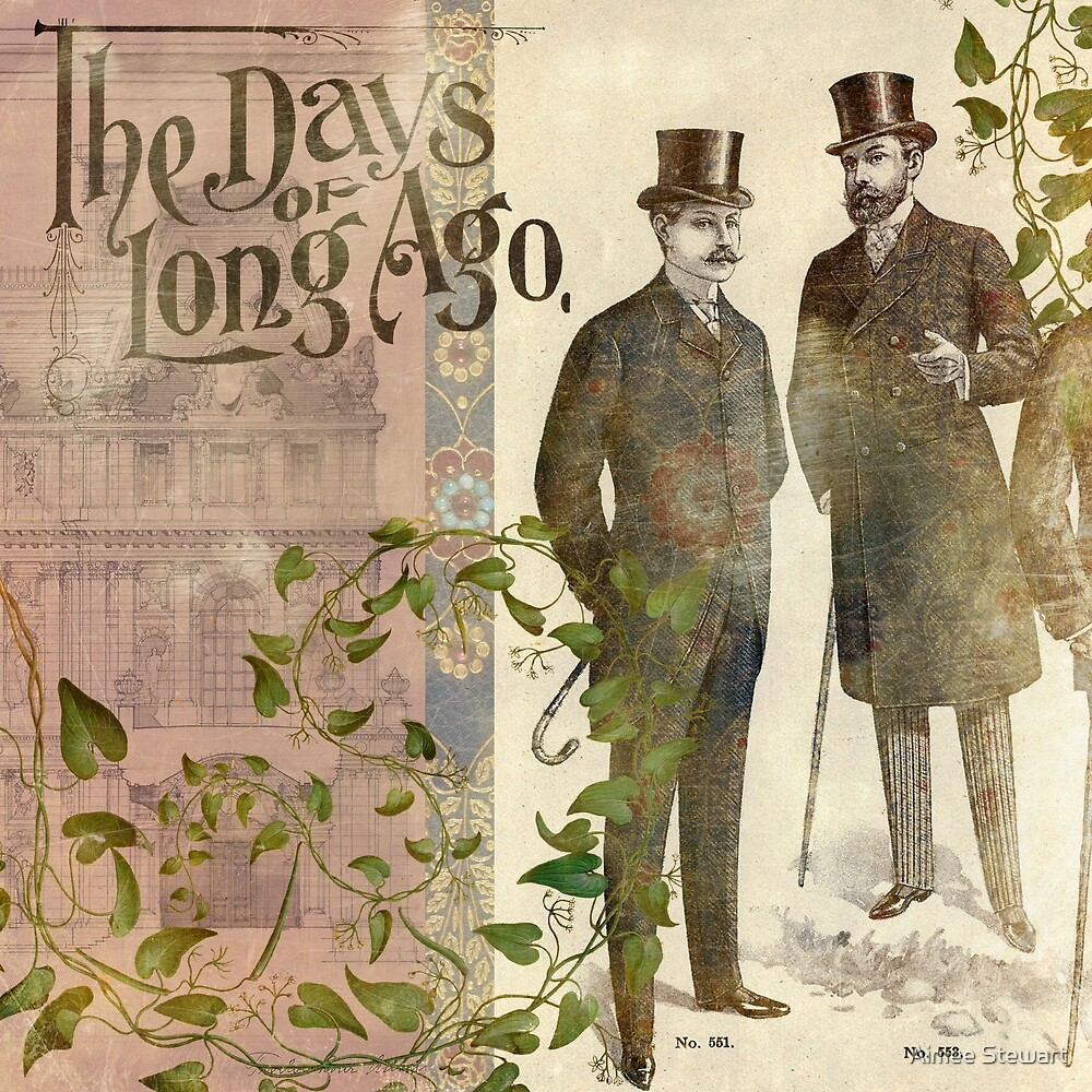 The Days of Long Ago by Aimee Stewart