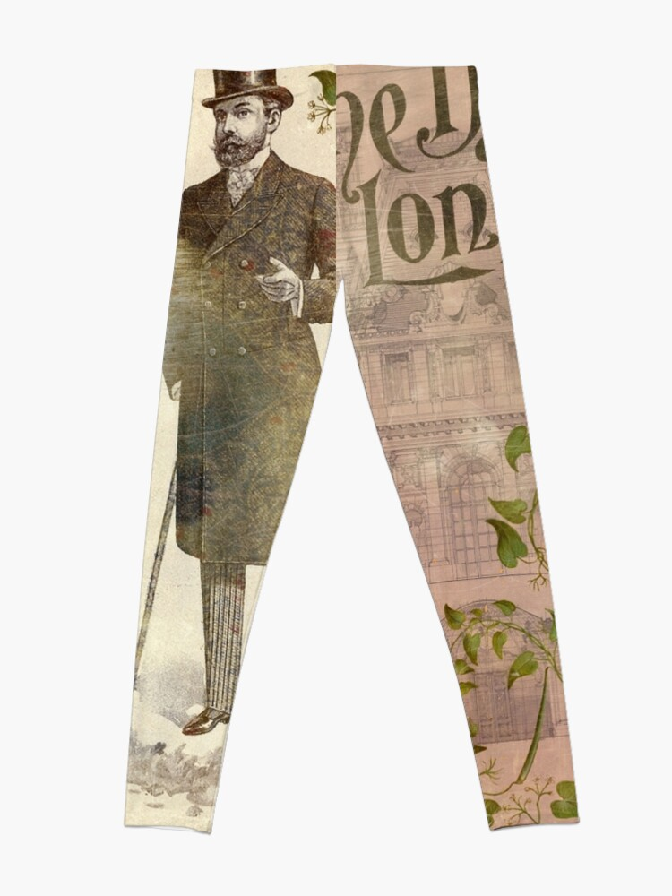Alternate view of The Days of Long Ago Leggings
