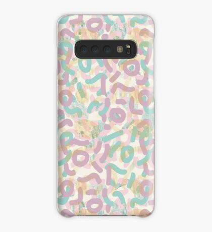 Funny Mess #redbubble #abstractart Case/Skin for Samsung Galaxy