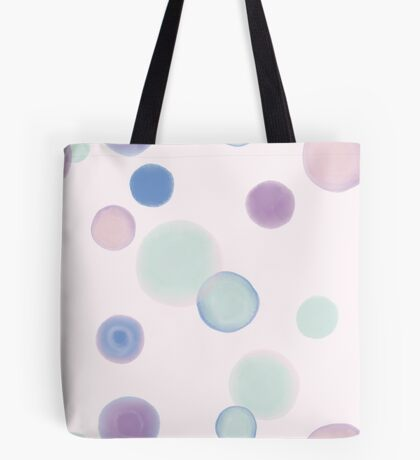 Drops #redbubble #abstractart Tote Bag