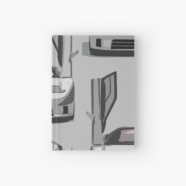 Bugatti EB110 Hardcover Journal