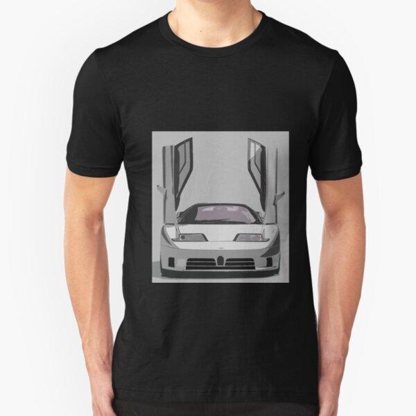 Bugatti EB110 Slim Fit T-Shirt