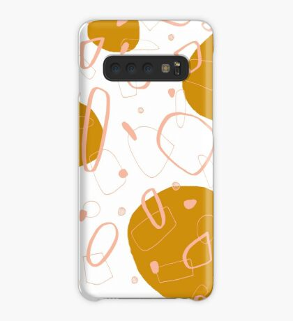 Doodle Pattern 03 #redbubble #doodle #pattern Case/Skin for Samsung Galaxy