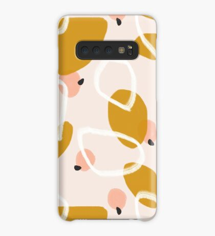 Abstract Fall III #redbubble #abstractart Case/Skin for Samsung Galaxy