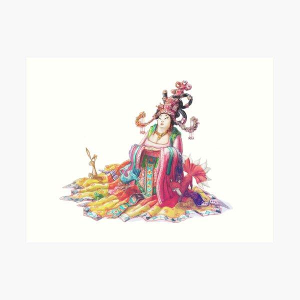 Queen Mother of the West Art Print