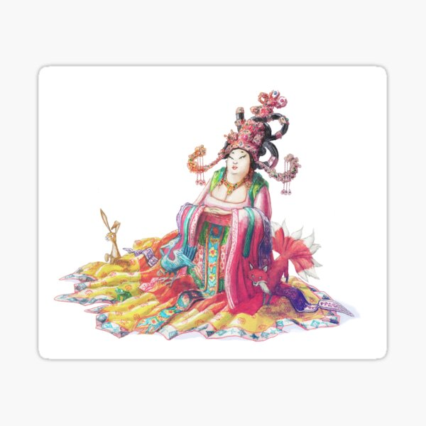 Queen Mother of the West Sticker